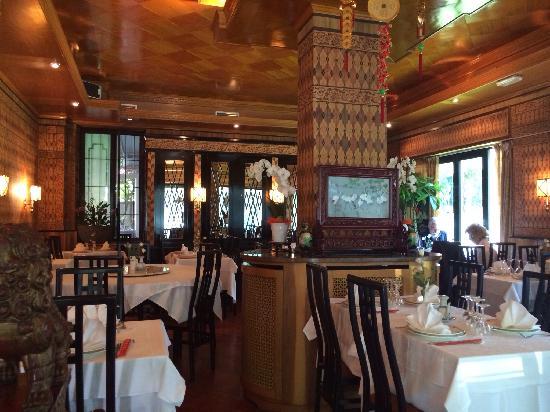 ristorante ristorante singapore in milano con cucina