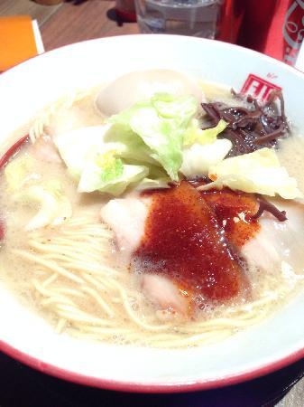 Butao Ramen(Tang Lung Street) : 好吃