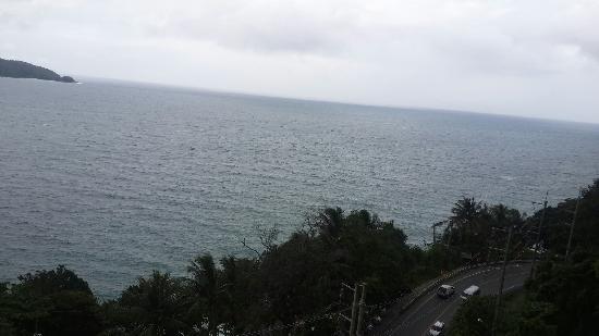 Kalima Resort & Spa: 酒店楼顶观景台