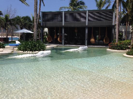 InterContinental Sanya Resort: 漂亮的泳池
