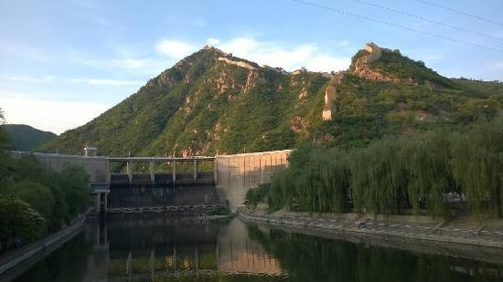 Great Wall at Huanghuacheng : 漂亮