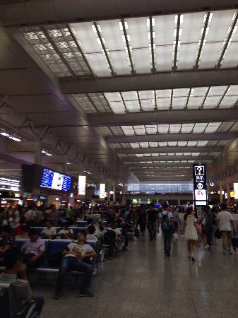 Shanghai Hongqiao Railway Station: 虹桥火车站