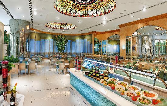 Regal Hongkong Hotel: Cafe Rivoli