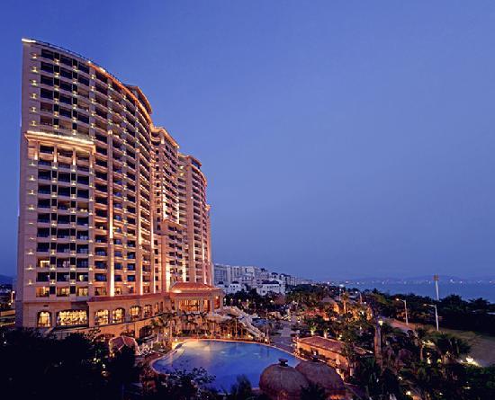 Sheraton Sanya Bay Resort: 外景
