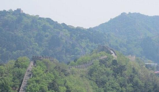 Huairou Xiangshuihu Great Wall Scenic Resort: 长城