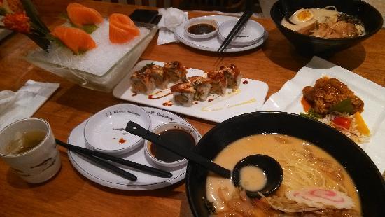 SanShang Japanese Restaurant (Xin YuanHua)