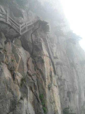 Xihai Great Canyon: 栈道