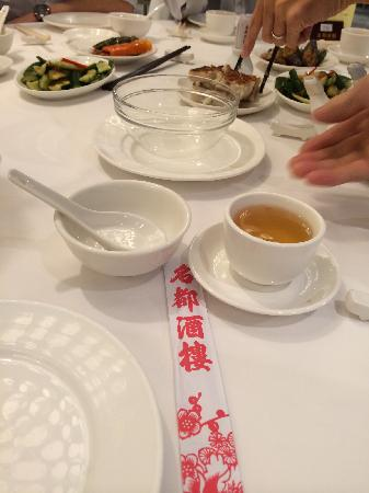 Metropol Restaurant: 饮茶