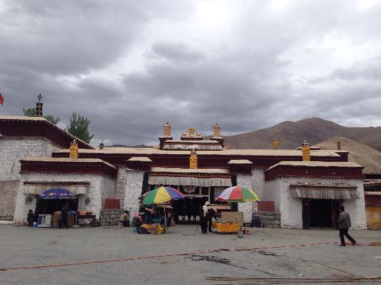 Trandruk Monastery: 昌珠寺
