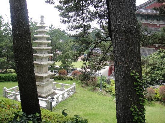 Yakchunsa Temple: 舍利子塔