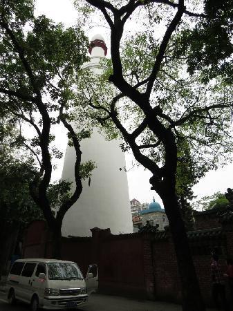 Huaisheng Mosque: 光塔
