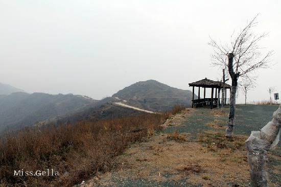 Jingshan County, China: 绿林寨