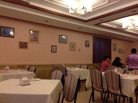 BeiJing XiangManLou Restaurant (XinYuan): 温馨