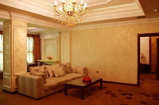 Dunhua, China: 豪华套房2