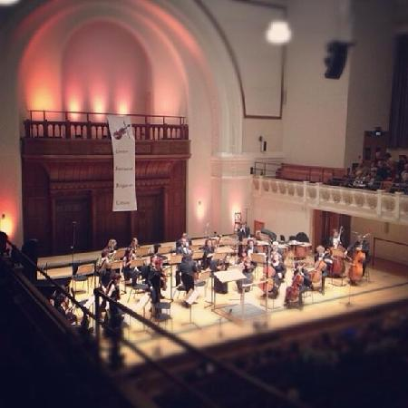 Cadogan Hall: 音乐厅内部