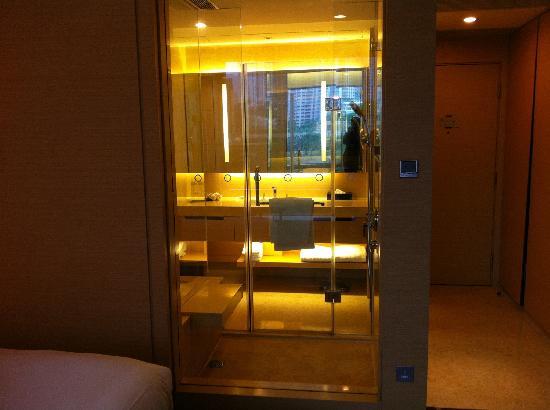 Crowne Plaza Hotel Hong Kong Causeway Bay : 面积大