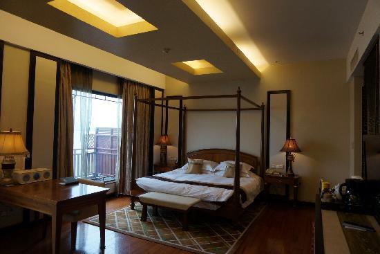 Regalia Resort & Spa Ligongdi: 客房