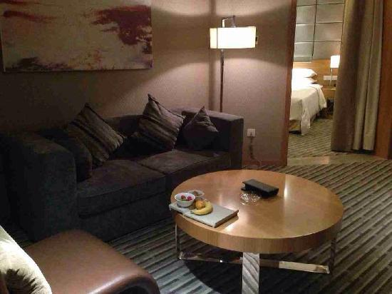 Four Points by Sheraton Taicang : 客房