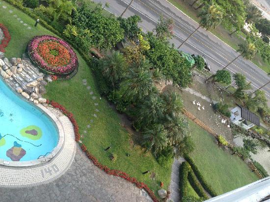 Astar Hotel : 俯拍