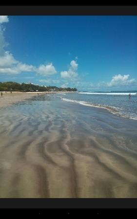 Kuta Beach - Bali: 很干净