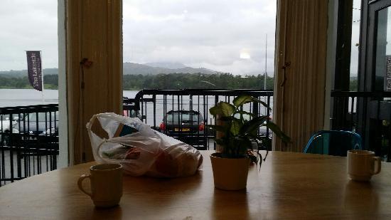 YHA Ambleside: 酒店餐厅