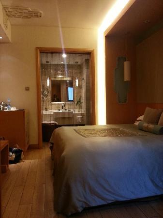 Han'er Hotel Suzhou Pingjiang : 豪华房