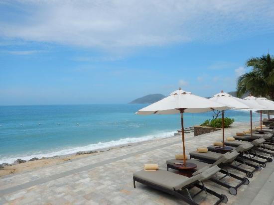 Mandarin Oriental, Sanya: 大东海也可以很美