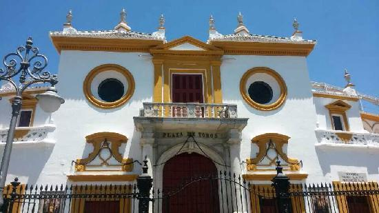 Plaza de Toros de la Maestranza : 漂亮