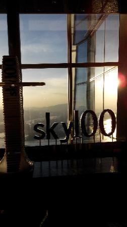 Sky100 Hong Kong Observation Deck: 天际100