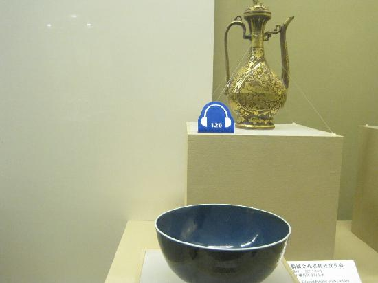 Henan Museum: 河南博物馆的陈列