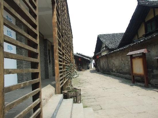 Lizhuang Ancient Town: 安静的李庄古镇