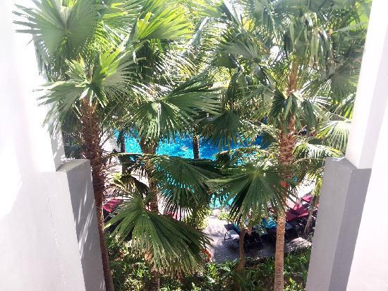 Pullman Bali Legian Beach: 阳台