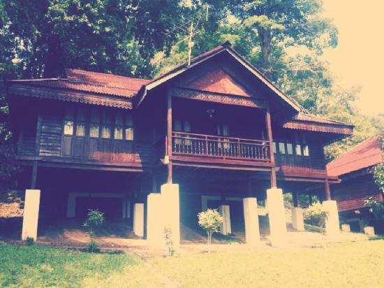 Kampung Tok Senik Resort Langkawi: 乡间小别墅