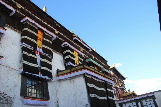 Paxia Monastery: 规模不大的帕夏寺