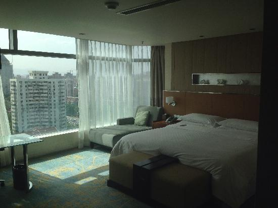 Sheraton Grand Beijing Dongcheng Hotel: 豪华客房
