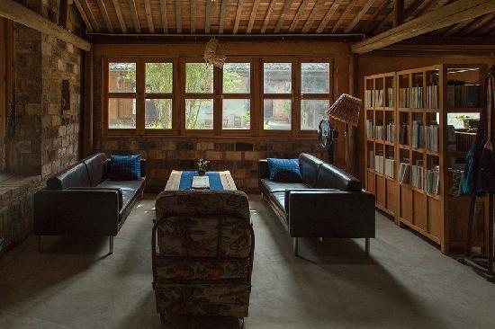 Pig's Inn: 书房