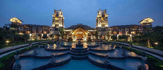 峨眉山藍光度假酒店