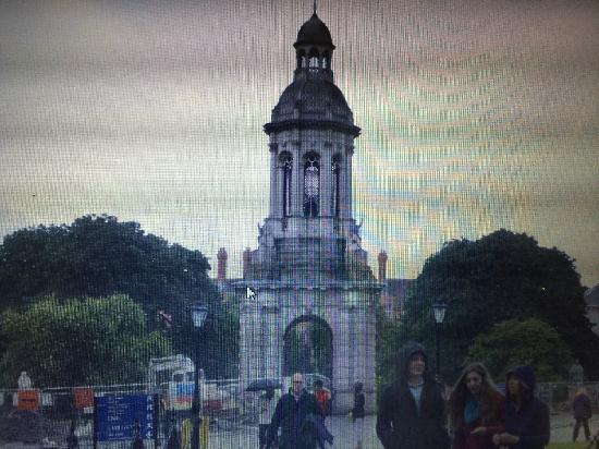 Trinity College Dublin: 三一学院