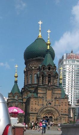 Sophia Square: 教堂