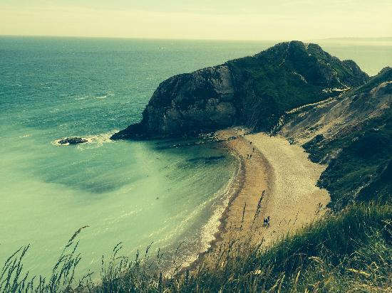 Lulworth Cove and Durdle Door : 美极了
