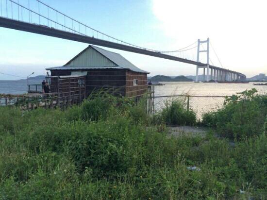Humen Bridge : 虎门大桥