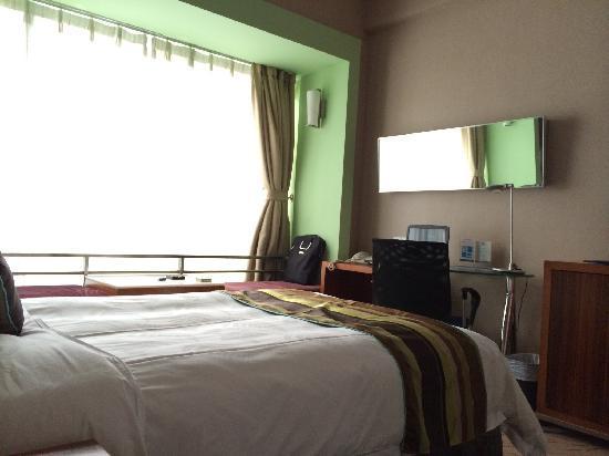 Novotel Shenzhen Bauhinia: 客房