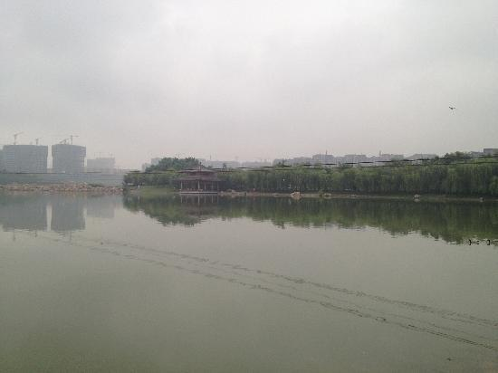 Xi'an Qujiangchi Site Park : 曲江池遗址