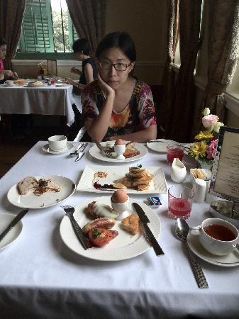 The Majestic Malacca: 早餐