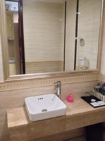 Lechang Hotel Apartment Guangzhou Railway East Station: 洗手间