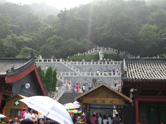 Yuntaishan Geopark: 云台山