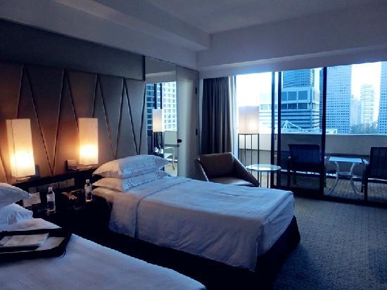 Marina Mandarin Singapore: 房间
