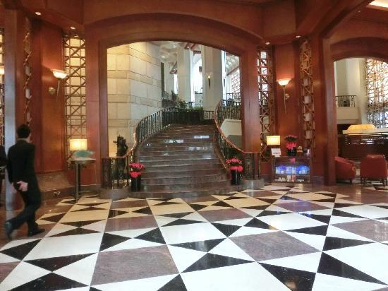 Sheraton Imperial Kuala Lumpur Hotel: 大堂