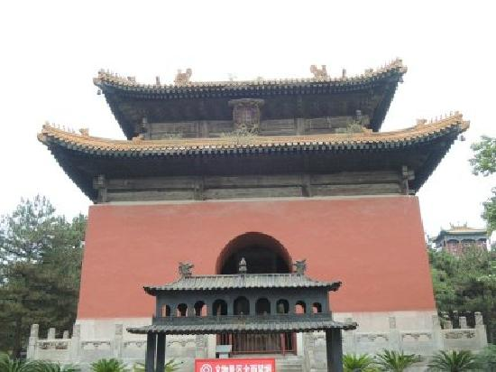 Temple of Universal Peace (Puning si) : 普宁寺