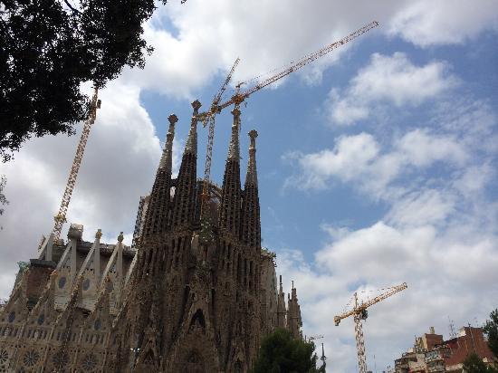 圣家堂Sagrada Família